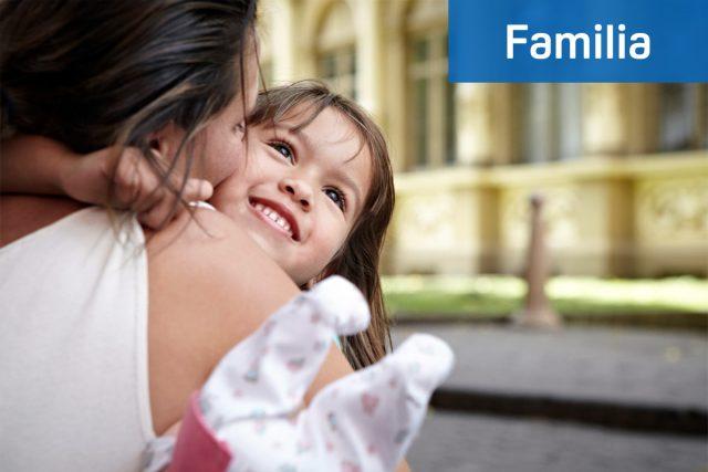 Familia - Aldeas Infantiles SOS de España