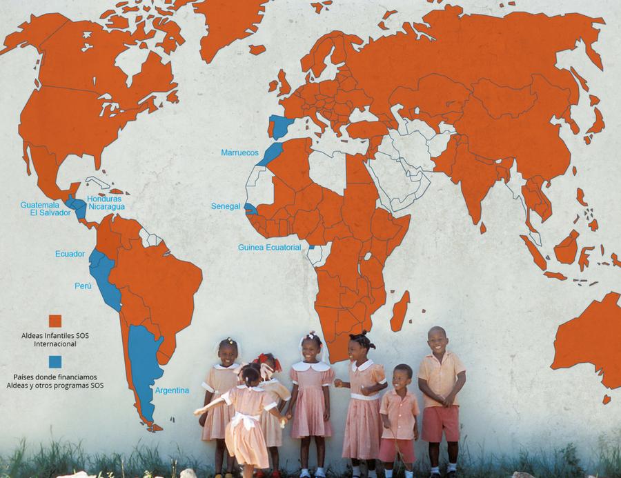 Aldeas Infantiles Internacional
