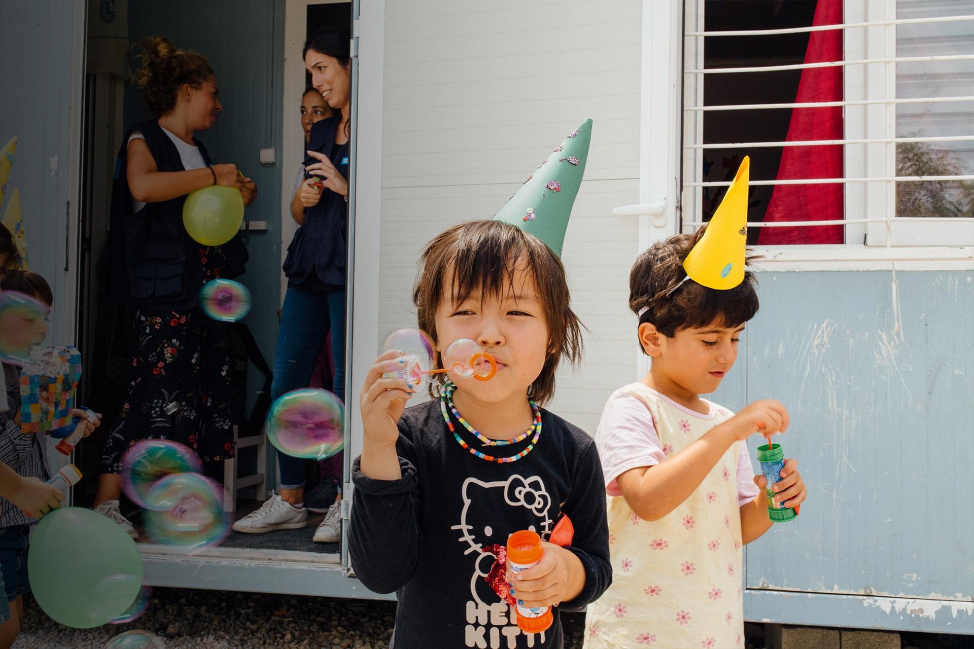 Conócenos - Aldeas Infantiles SOS de España