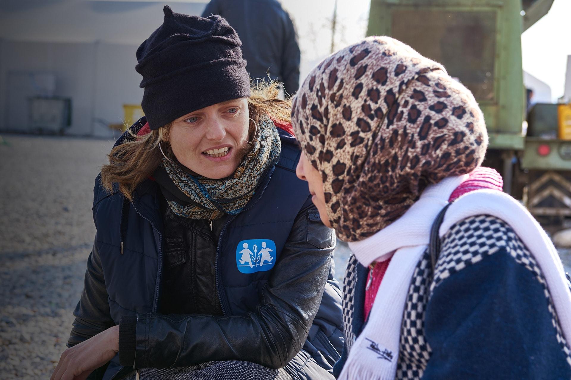Voluntariado - Aldeas Infantiles SOS de España