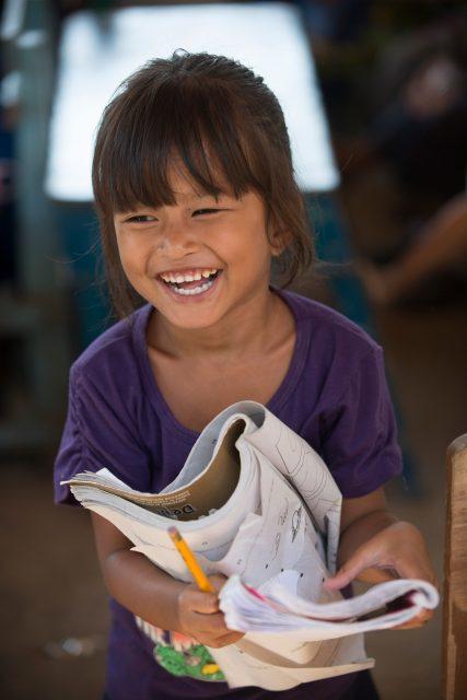 Sonrisa - Aldeas Infantiles SOS de España