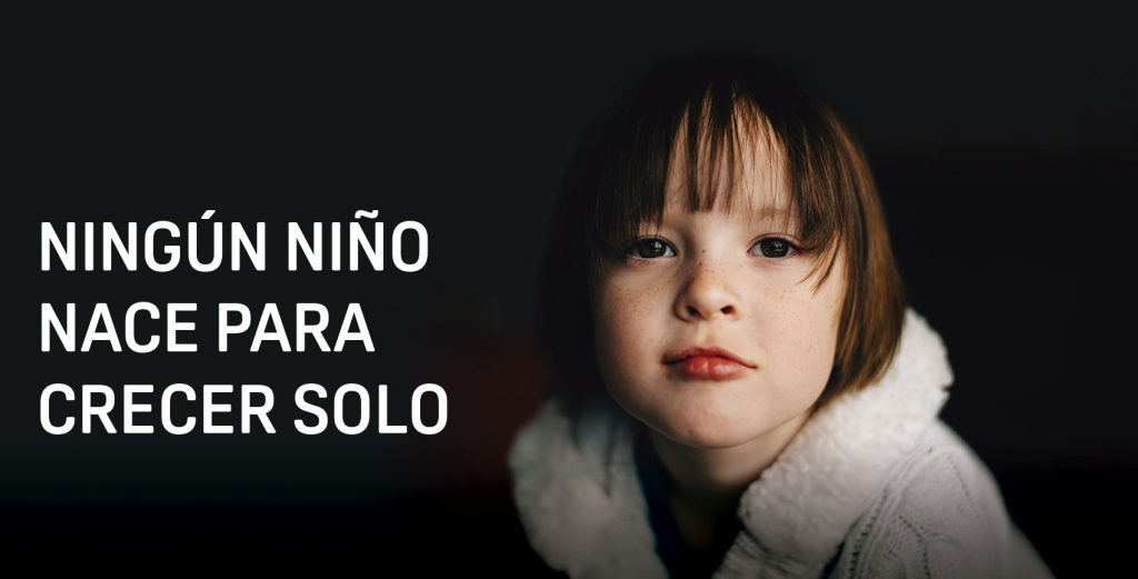 Campaña de Aldeas Infantiles SOS