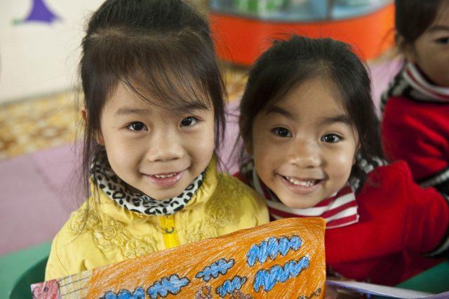Aldeas Infantiles SOS cumple 30 años de trabajo en Vietnam