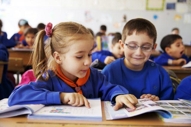 Programas educativos de Aldeas Infantiles SOS