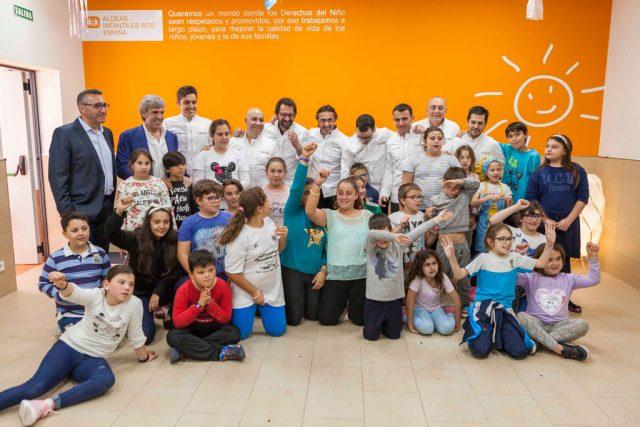 Evento Solidario Chefs&Kids