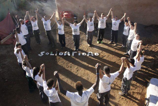 Aldeas Infantiles SOS impulsa la formación de los jóvenes en un proyecto de desarrollo sostenible