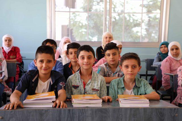 Siria. Vuelta al cole