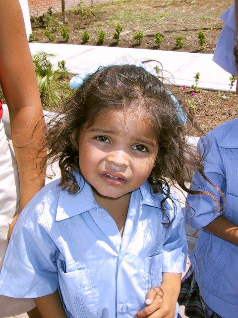 Honduras-Aldeas atiende a los menores solos