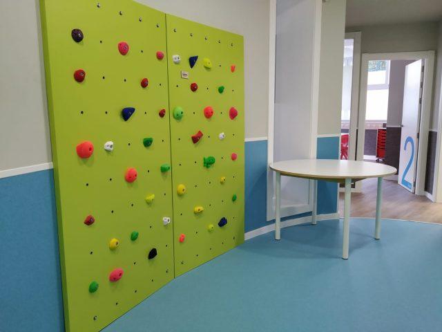 Otro espacio del nuevo Centro de Día de Mallorca
