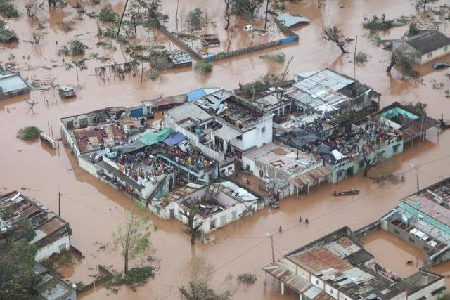 El ciclón Idai arrasa Mozambique, Malawi y Zimabwe