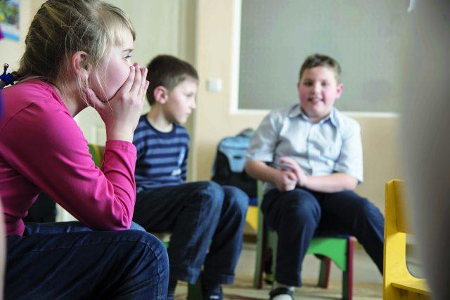 Aldeas Infantiles SOS aboga por la educación en valores para prevenir el acoso en las aulas