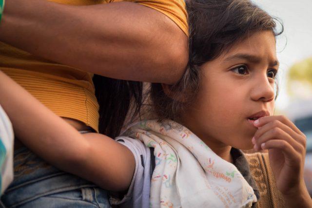 Aldeas Infantiles SOS pide la protección urgente de los niños refugiados separados de sus familias