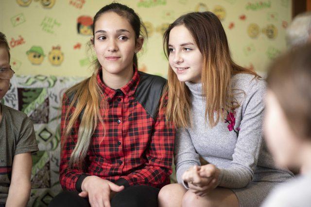 Jóvenes de Aldeas proponen medidas para mejorar la salida del sistema de protección