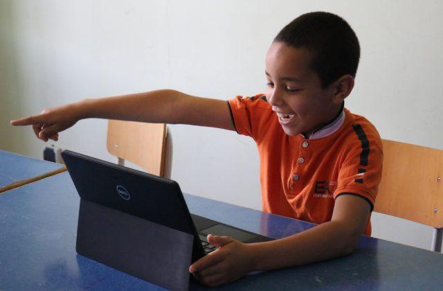 clases online y voluntariado