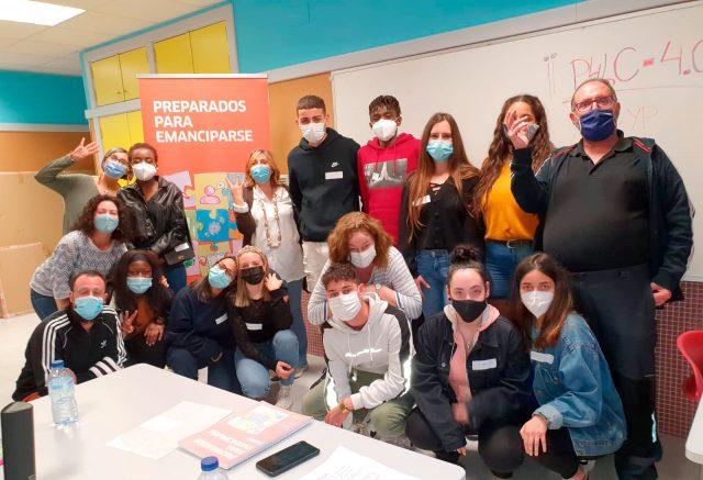 En marcha la edición 4.0 del proyecto Preparados para emanciparse en Zaragoza